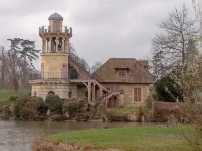 Buildings in the Versailles Gardens